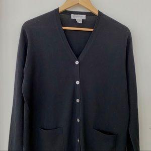 Brooks Brothers 💯 merino wool cardigan